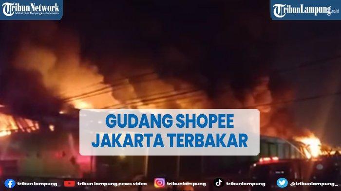 Nasib Barang Pelanggan Shopee Akibat Gudang Terbakar