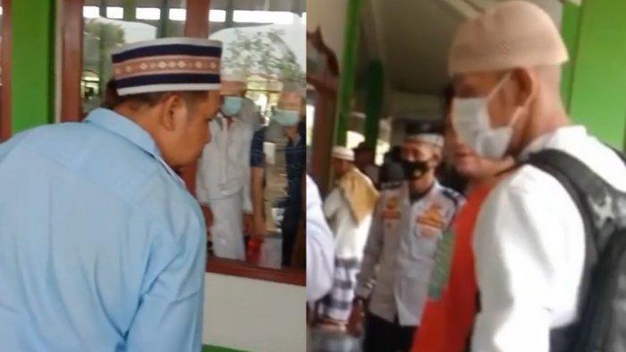 Viral Jemaah Meninggal Posisi Sujud di Masjid Al Mukhlisin Pamanukan
