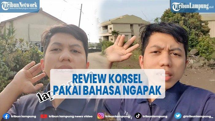 Viral Pemuda Review Permukiman di Korsel dengan Bahasa Ngapak: Kayak Hidup di Banjarnegara