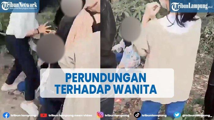 Viral Video Perundungan Remaja di Taman Hutan Kera Bandar Lampung, Polisi Turun Tangan