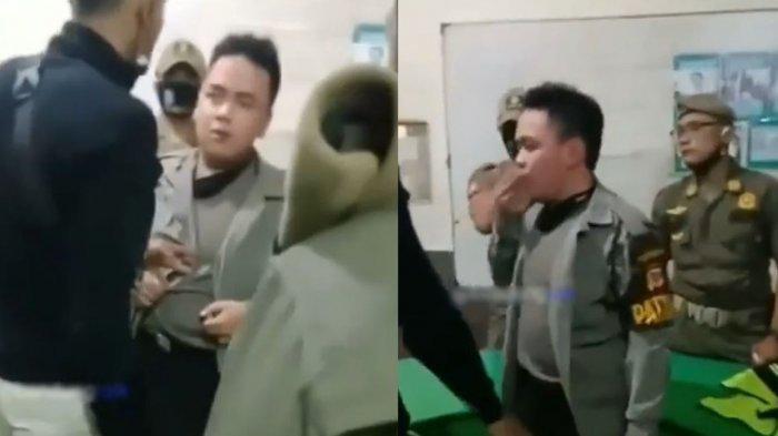 Viral Polisi Gadungan Tertangkap saat Akan Tilang Anggota TNI di Kota Bandung