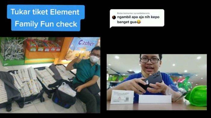 Viral Pria Tukar 300 Ribu Tiket dengan HP, Tiket Harus Dibawa dengan Koper