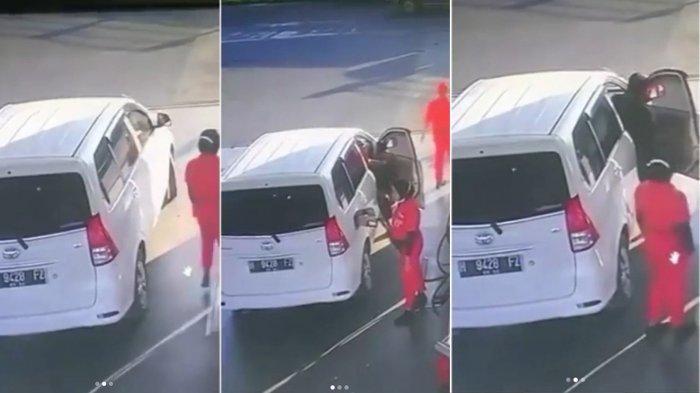 Viral Sopir Avanza Kabur Seusai Isi BBM Rp 250 Ribu di SPBU Rest Area