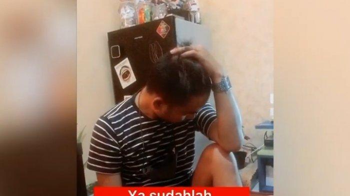 VIDEO Viral Pria Ini Sudah Masak Banyak untuk Bukber, tapi Tak Ada Temannya yang Datang