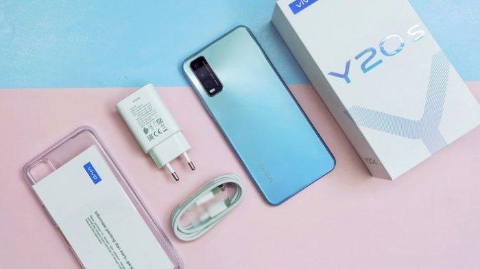 Harga HP Vivo Y20s 8/128 GB