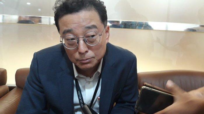 Bos Samsung Datangi DPR RI, Uangnya Rp 8 Miliar Nyangkut di Perusahaan Pemerintah