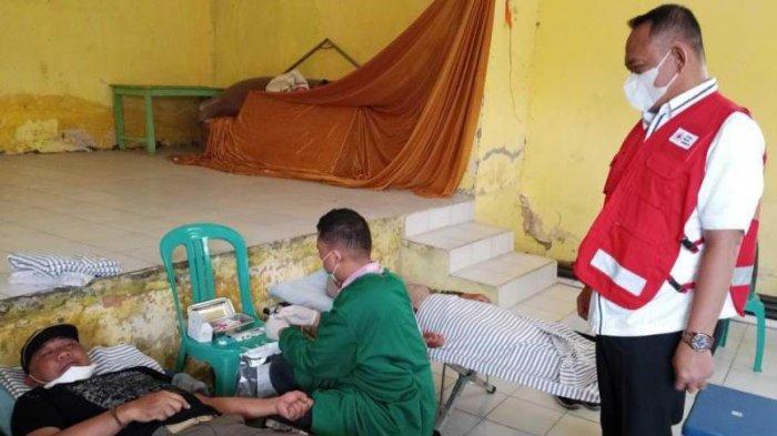 HUT ke-76 PMI, Wabup Pringsewu Lampung Dorong Warga Aktif Donor Darah