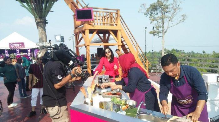 Wagub Nunik Promosikan Cooking Master Goes to Lampung Lewat Instagram