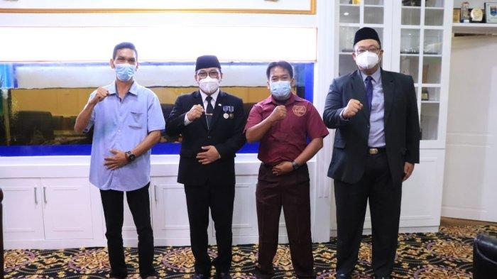 Wasit Hoki asal Metro Lampung Berangkat ke PON Papua 2021