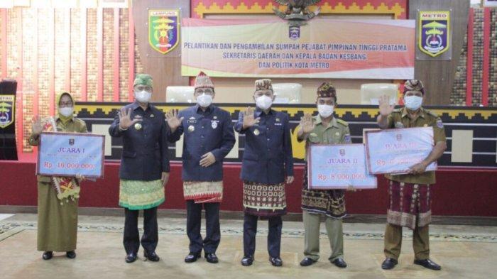 Wahdi Minta BPS Metro Tunjang Data Digital Kelurahan Rejomulyo
