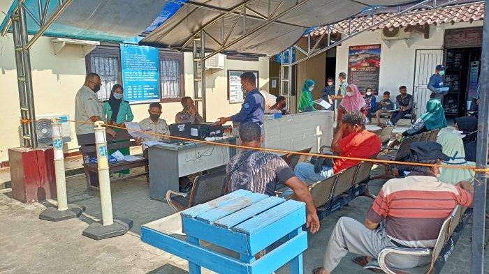Pencapaian Vaksinasi Dosis Pertama di Metro Lampung 88,39 Persen