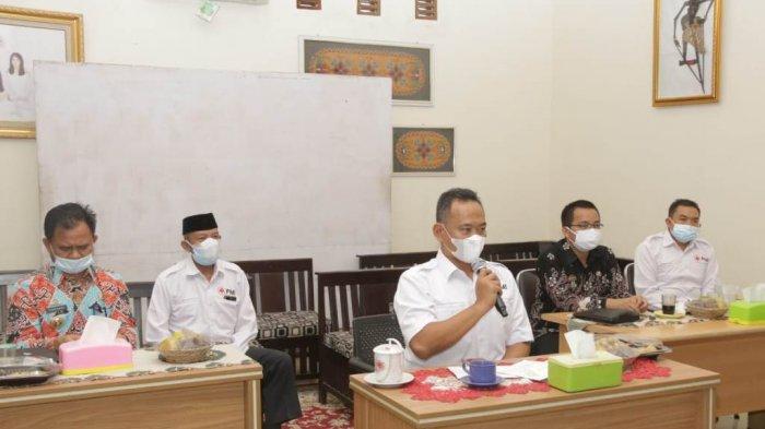 Wakil Bupati Pringsewu Lampung Fauzi Ajak Penyintas Donor Plasma Konvalesen