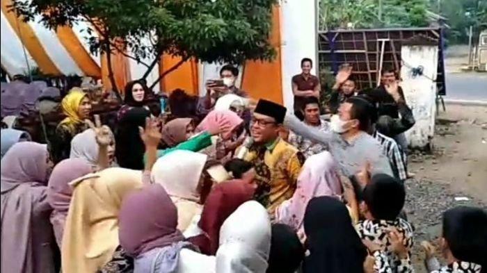 Wabup Lampung Tengah Ardito Wijaya Minta Maaf Video Joget di Acara Hajatan Viral