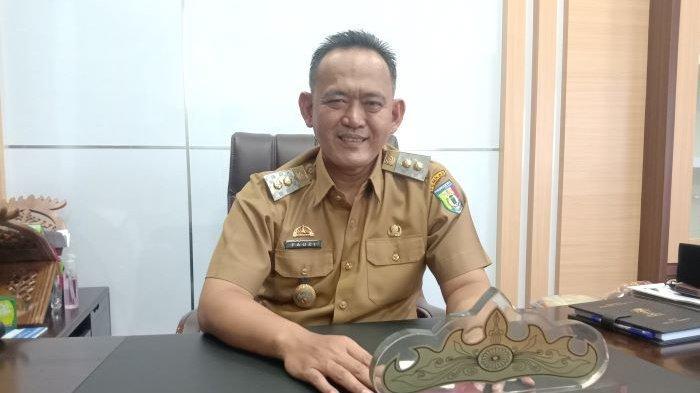 Wabup Pringsewu Fauzi Sebut Tribun Lampung Media yang Sangat Dinanti