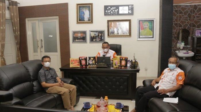 Wakil Bupati Pringsewu Ajak Cegah Hoaks dalam Webinar ORARI