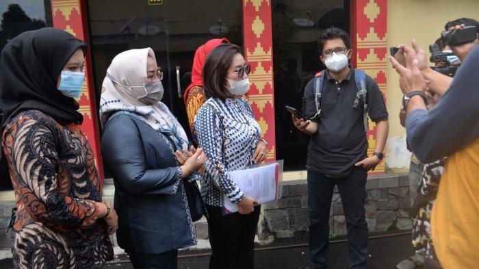 Dituding Gelapkan Rp 1,4 Miliar, Wakil Ketua DPRD Tulangbawang Datangi Polda Lampung