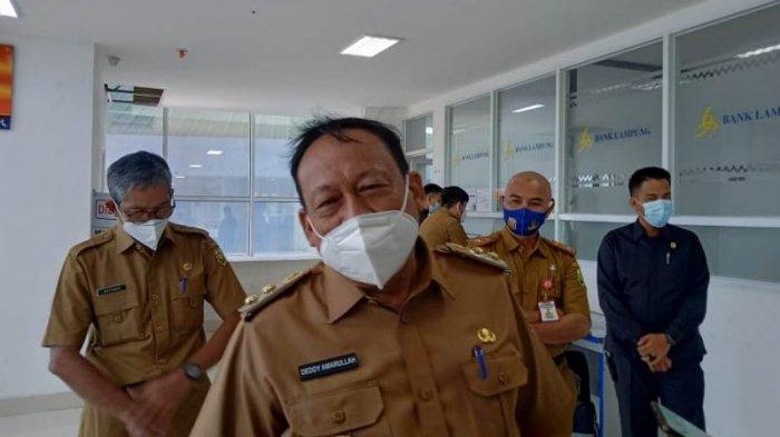 Wakil Wali Kota Bandar Lampung Sidak Mall Pelayanan Satu Atap, Pastikan Pegawai Disiplin
