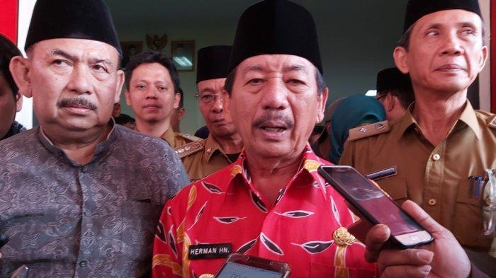 Herman HN Kesal Pembangunan Flyover Rajabasa Terhambat, Kontraktor Didenda Rp 5,2 Juta Sehari