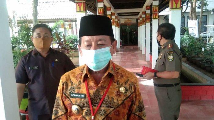 Wali Kota Bandar Lampung Herman HN Sebut Banyak Massa Aksi Belum Tuntas Kaji UU Cipta Kerja