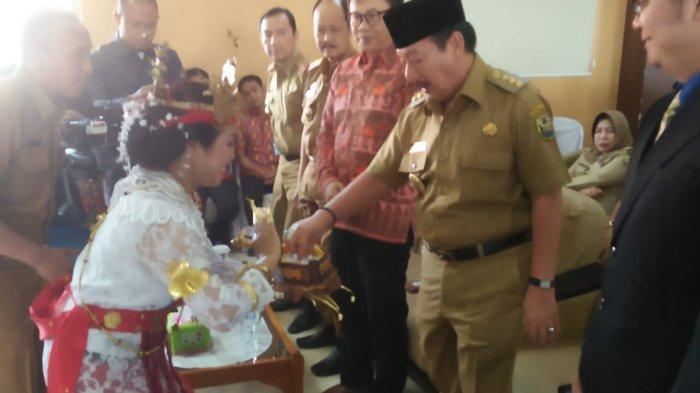 Wali Kota Bandar Lampung Herman HN Hadiri Peresmian Gedung D dan HUT Ke-34 Rumah Sakit Imanuel