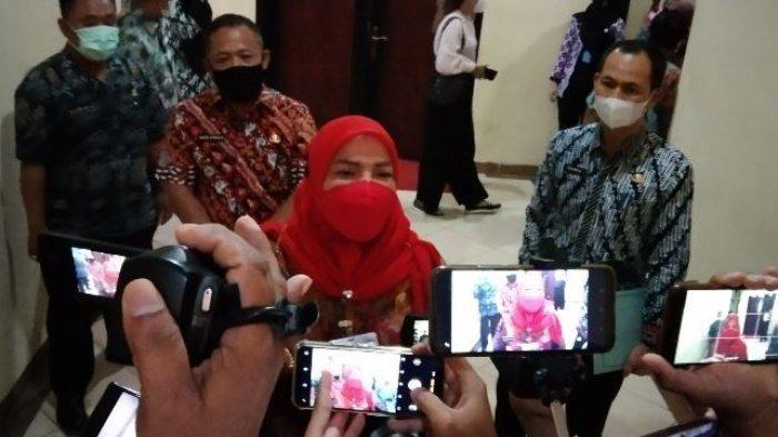 Wali Kota Eva Dwiana Janji Beri Santunan Korban Kebakaran di Telukbetung