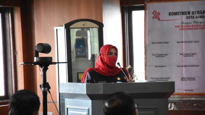 Wali Kota Eva Dwiana Klaim Bandar Lampung Bebas Stunting