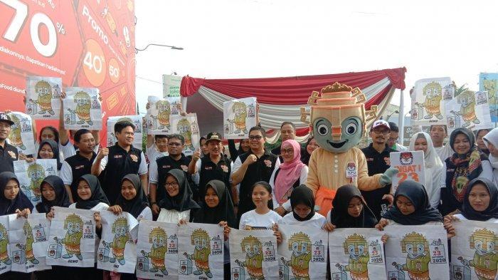 Wali Kota Herman HN: Jangan Pilih Calon Kada yang Bohongi Rakyat