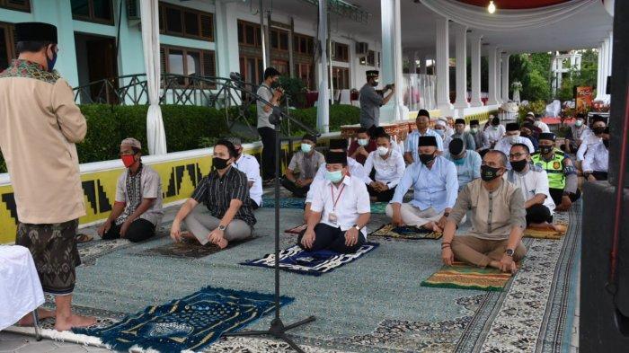 Satgas Covid-19 Bandar Lampung Minta Warga tidak Gelar Sholat Idul Adha 1442 H Berjamaah