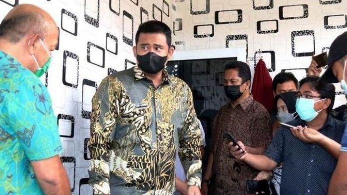 Menantu Jokowi Copot Lurah karena Dugaan Pungli