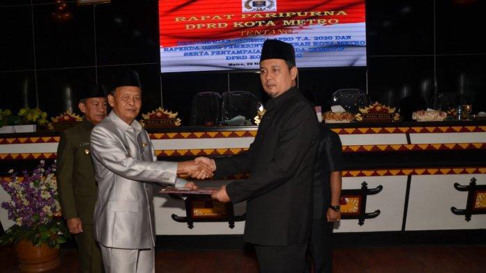 DPRD Kota Metro Imbau Usulan Pembangunan dan Musrenbang Mesti Selaras