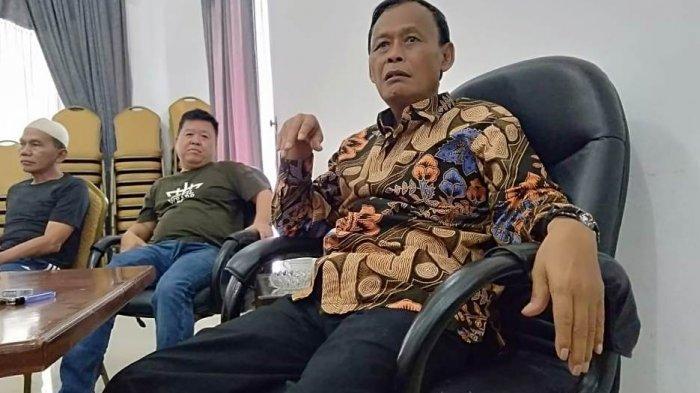 Subhan Jadi Ketua DPRD Kota Metro Sementara