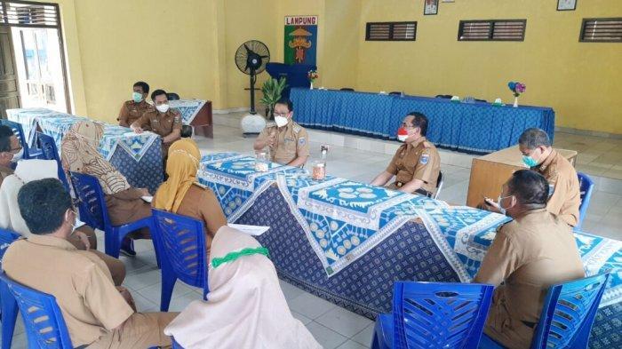 Wali Kota Metro Lampung Minta ASN Tetap Tingkatkan SDM di Masa Pandemi