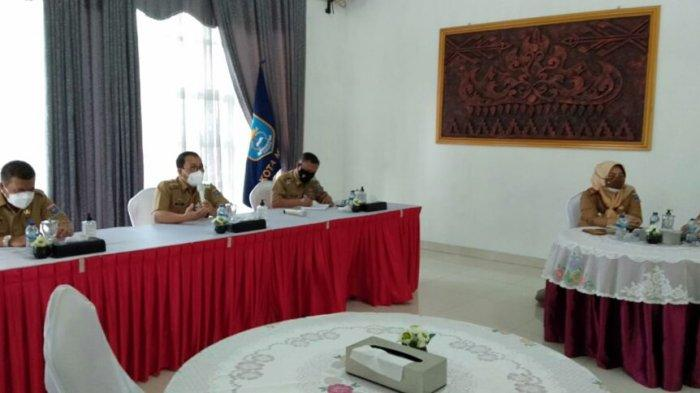 Wali Kota Wahdi Minta RSUD A Yani Tingkatkan Pelayanan