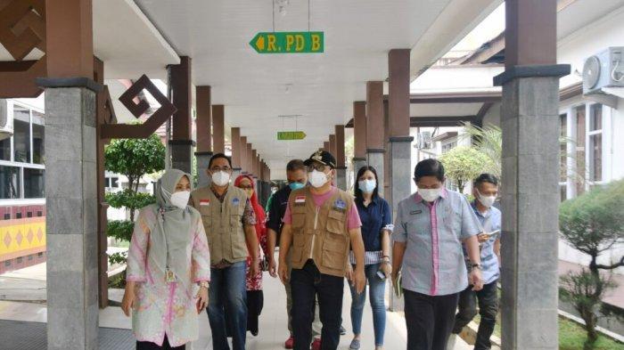 BOR Empat Rumah Sakit di Metro Lampung di Bawah 50 Persen