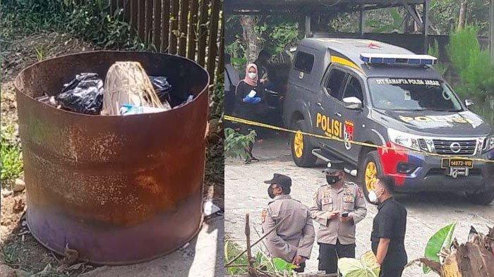 Polisi Temukan Bukti Bungkusan Hitam dalam Kasus Pembunuhan di Subang