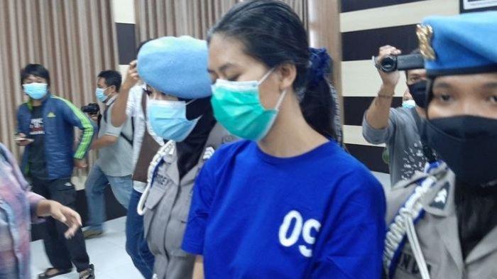 Wanita pengirim sate beracun ditangkap anggota Polres Bantul