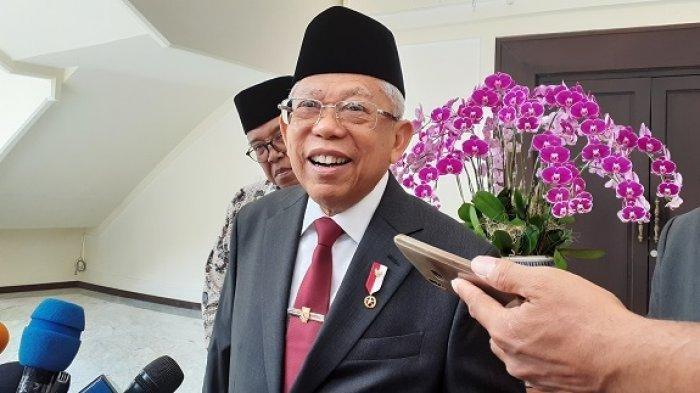 Wapres Maruf Amin Dijadwalkan Kunjungi Lampung April 2020