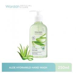 Wardah Nature Daily Aloe Hydramild Hand Wash 250 ml