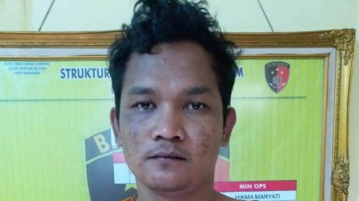 Pria Lampung Selatan Nekat Curi Uang dan HP dari Mobil Penumpang saat Kapal Berlayar