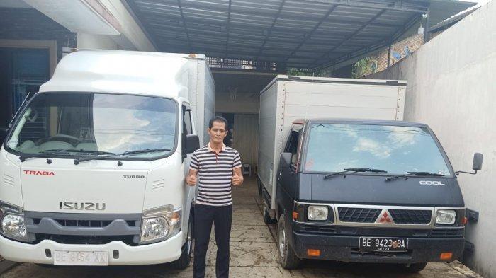 Warga Bandar Lampung Pilih Isuzu Traga untuk Kelancaran Bisnis