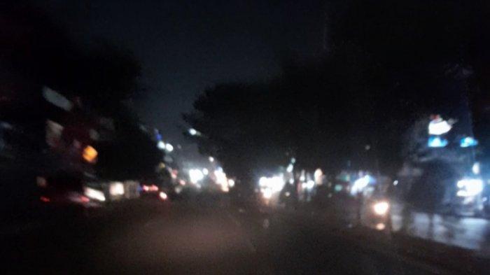 Dua Minggu Lampu Jalan Protokol Bandar Lampung Padam, Warga Berharap Kembali Terang