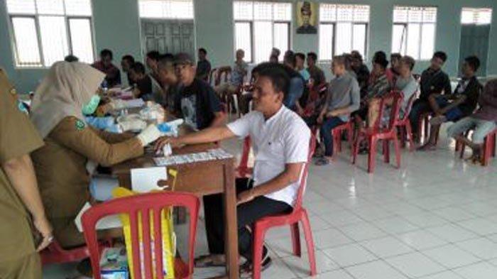 64 Napi di Lampung Utara Dapat Asimilasi