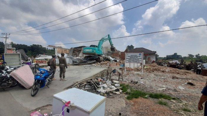 Warga Kecewa Pengosongan Lahan di Way Hui Tanpa Ada Kompensasi: Kami Dianggap Sampah