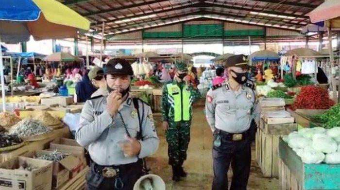 Warga Lampung Tengah Kena Sanksi Nyanyi Lagu Wajib Gara-gara Tak Pakai Masker