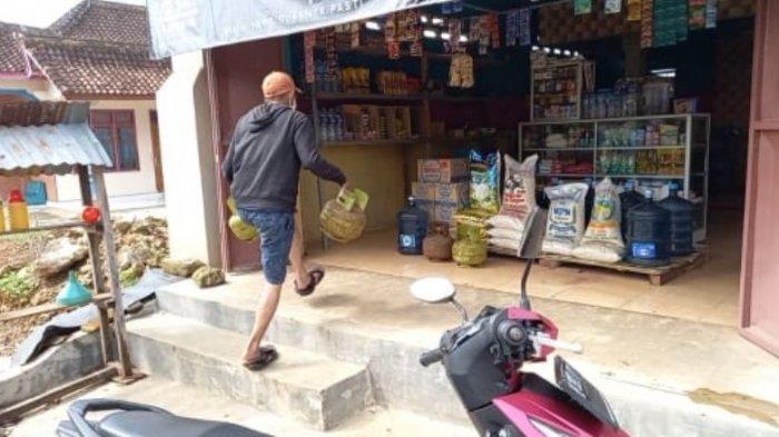 Warga Lampung Utara Keluhkan Kelangkaan Gas Elpiji 3 Kg: Kalau pun Ada Jumlahnya Nggak Banyak