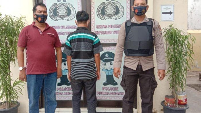 Tadah Barang Curian, Warga Lamtim Ditangkap Polisi