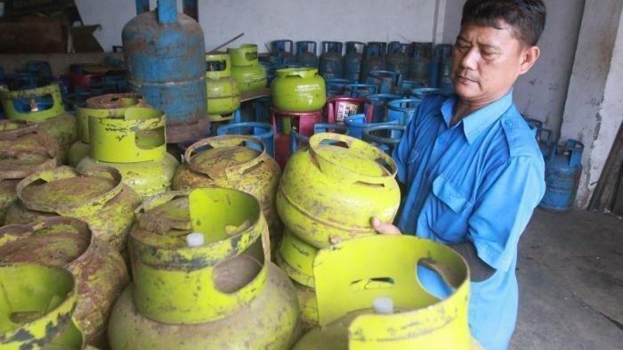 Warga Mampu Pakai Elpiji 3 Kg, Penyebab Gas Subsidi Langka di TulangbawangBarat