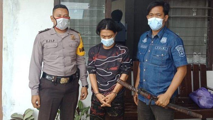 Warga Tulangbawang Dianiaya Pakai Golok, Pelaku Tertangkap Setahun Kemudian