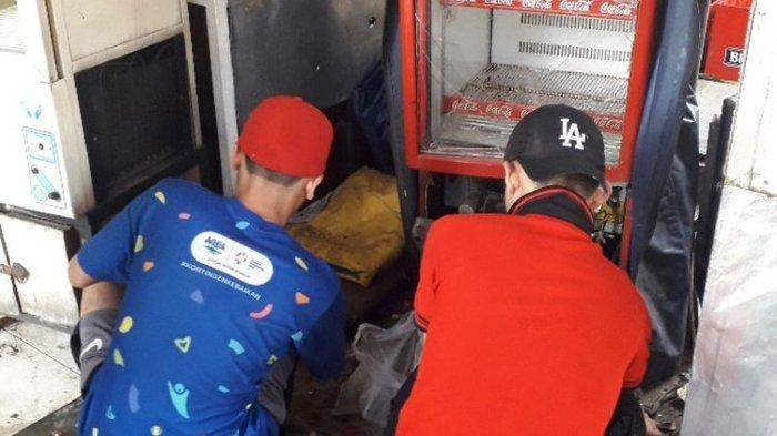 Warung Mi Instan hingga Lapak Rokok Dijarah Perusuh 22 Mei, Tabungan Ludes Terpaksa Pulang Kampung