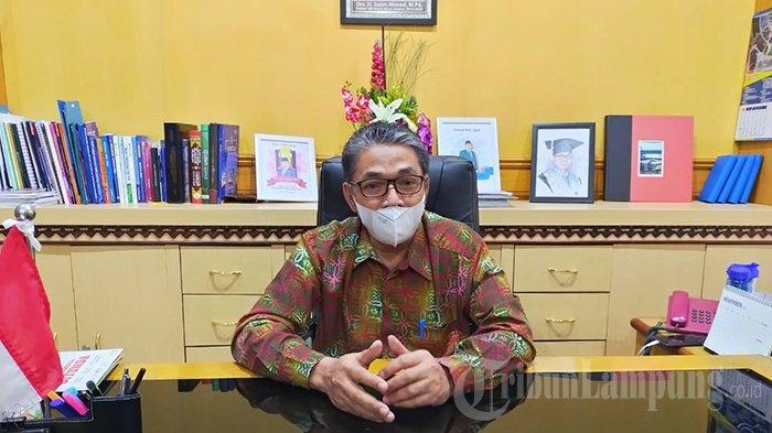 Wawancara Eksklusif Rektor UM Metro Soal Perkuliahan di Masa Pandemi Covid-19